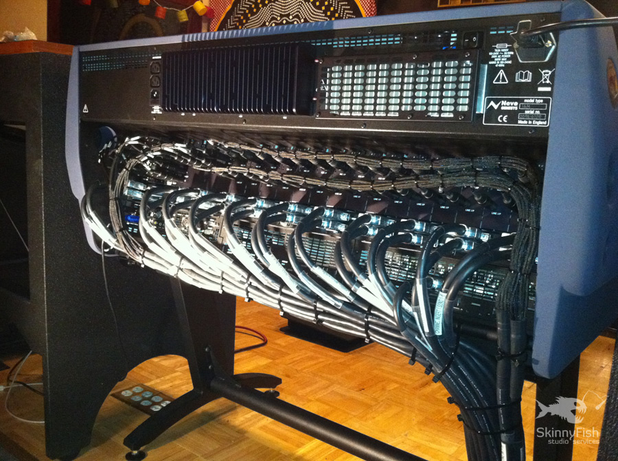SkinnyFish Audio - Nashville, TN: Services: Patchbay Wiring and ...